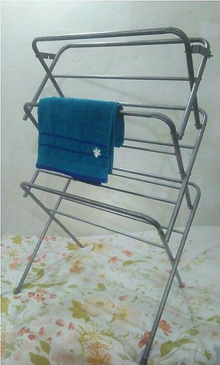 Towel Stand Folding