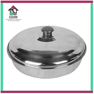 Roti Dabba Hotpot Bread Box Made of Pure Stainless Steel Hot Pot