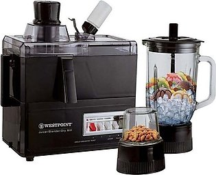 Westpoint WF-8823 - Juicer, Blender & Dry Mill