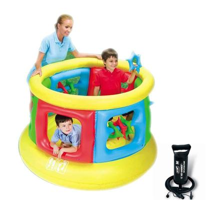 Bestway Jumping Tube Gym Kids Inflatable Play Bouncer for Outdoor & Indoor(Bouncy Castle Only)