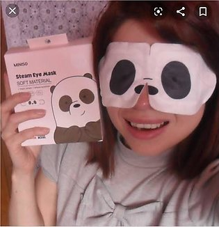 Steam eye mask by miniso (adventure time)