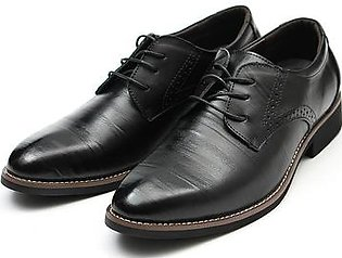 New European Style Faux Leather Business Men's oxfords Casual Dress Shoes