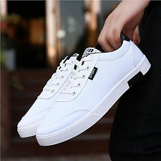 MA Classic Student Canvas Shoes Boys Trend Small White College Wind