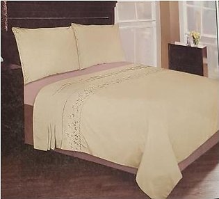 Nishat Linen King sizeBed sheets