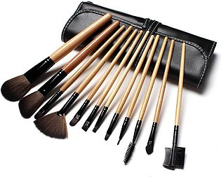 Makeup Brushes with pouch
