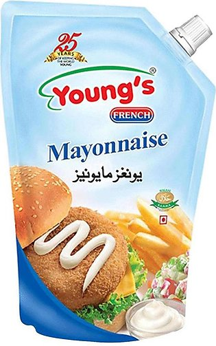 Young's French Mayonnaise - 500ml