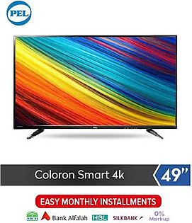 PEL Coloron LED SMART 4K TV 49""
