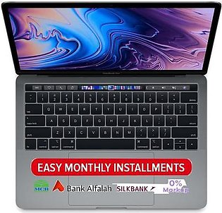 Apple Macbook Pro 13-inch 2019 1.4GHz Quad-Core Processor 128GB Storage With Touch Bar and Touch ID Space Grey MUHN2