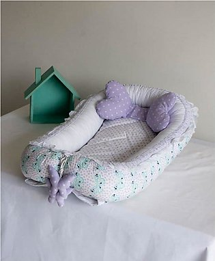 Kids Snuggle bed for babies  Sweet Pea by Sej