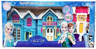Frozen Doll House Big size For kids
