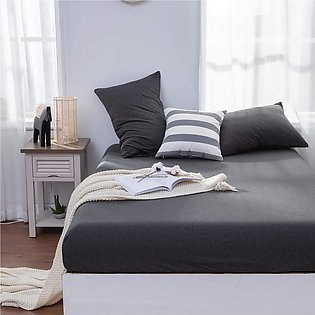 Jersey Fitted Style Bed Sheets