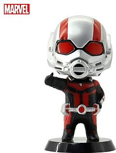 TinPlanet Marvel Avengers Endgame / Infinity War Ant-Man Action Figure Collectible Car Decoration Bobble Head Doll 4 Inches