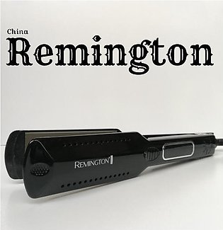 Professional Remington Hair Straightener instant heating Digital temperature ...