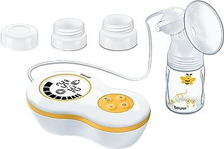 Breast Pump - BY-40 - Plastic - White