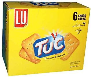 Tuc Biscuits Half  Roll