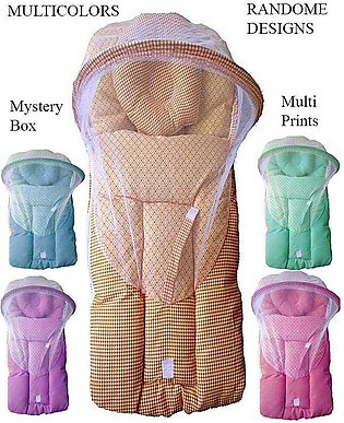 Baby Sleeping Bag With Mosquito Net With Different Designs