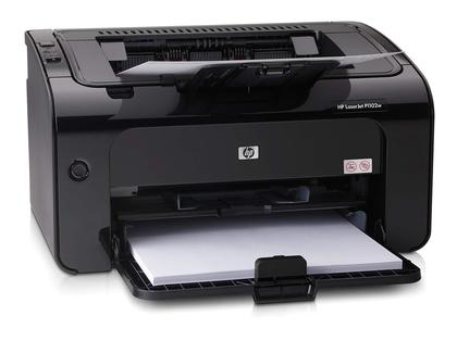 HP Laserjet P 1102 W Wifi Printer in Good Condition - Refurbished