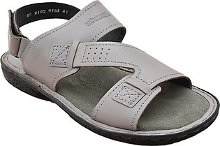 Urban Sole - Grey Casual Sandal for Men - BR-9102