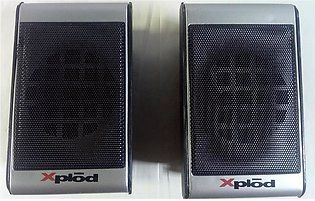 Pack Of 2 - Xplod 2.5x5 Inch 2 Way Car Audio Sound System Speaker 500 Watt For …