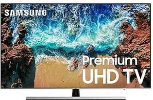 Samsung LED TV 4K Smart 55NU8000 55 Inch Official Warranty