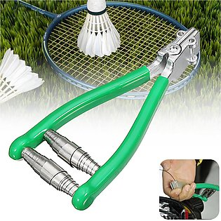【To Global】Stainless Starting Clamp Tennis Squash Badminton Racquet Racket St...