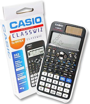 Fx-991 Ex Scientific/Engineering calculator