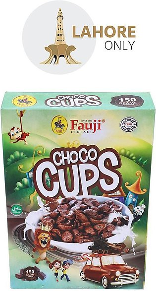 Fauji Choco Cup Cereal 150g