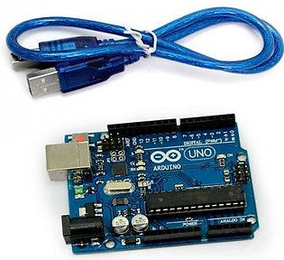 Arduino UNO R3 DIP with Cable