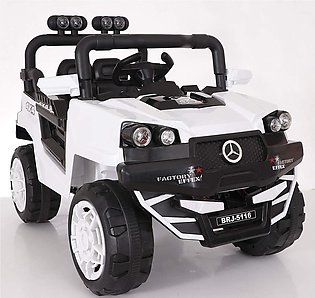 Battery Operated Mercedes Truck ATV 4x4 BRJ -5116 with Dual Motors & Batterie...
