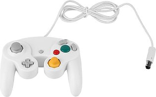 Game Shock JoyPad Vibration For Nintendo Wii Wired Controller Pad