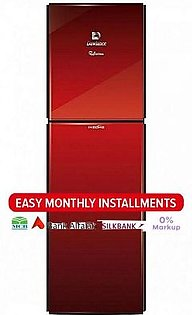 Dawlance Dawlance Refrigerator 9188WB GD Reflection HZone Plus Series - Red Gradient