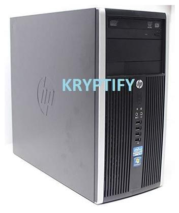 HP 6200 Pro Microtower PC (Intel Core i5 2nd Generation, 4GB RAM DDR3 , 500GB HDD ) + (KEYBOARD / MOUSE) OR (WIFI USB DONGLE)