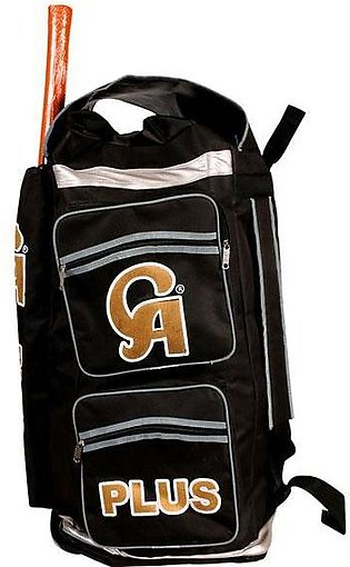 Official CA Sports Bag Duffle Plus- Black