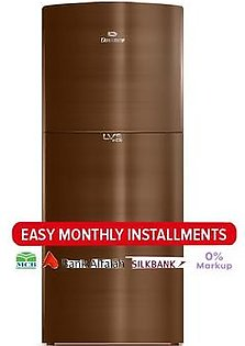 Dawlance Refrigerator 9188WB LVS Plus - Top mount - 425ltr - Chocolate Brown