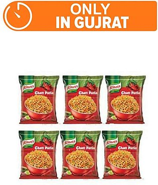 Knorr Noodles Chatpata Pack of 6 (One day delivery in Gujrat)