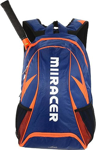 Badminton Racket Backpack Tennis Racquet Backpack Holder Shoulder Bag with In...