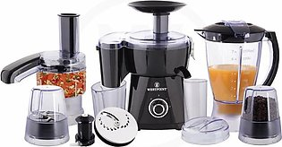 Westpoint WF-3804 -9 in 1 Jumbo food Factory with extra Grinder