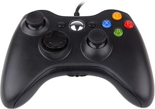 Universal Wired Gamepad Game Controller Handle Grip For XBOX 360