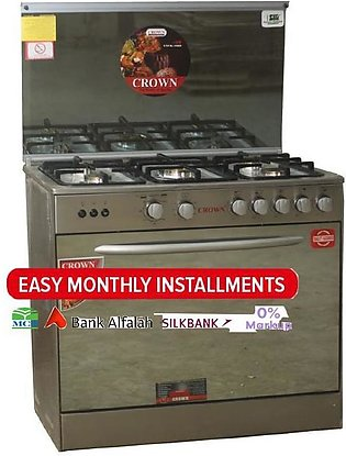 "Cooking Range 34"" - HS1"