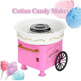 Mini Electric Sweet Sugar Cotton Candy Maker Floss Maker Machine
