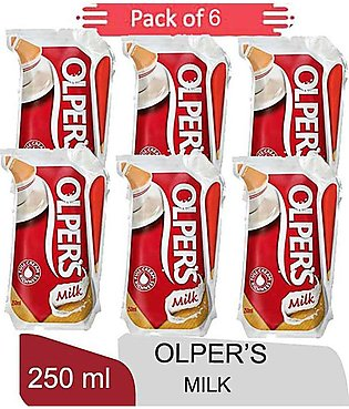 Buy 18 0lpers Milk Packs 250ml with Discounted Price - Fresh Stock