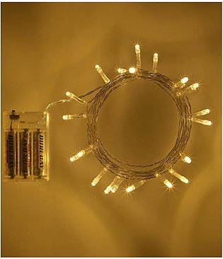 Battery Operated Warm Led Fairy Light