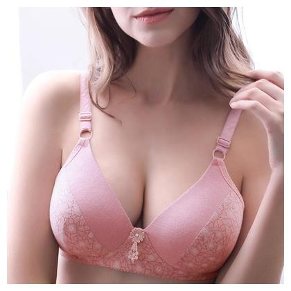 high grade lace girls and women push up bra
