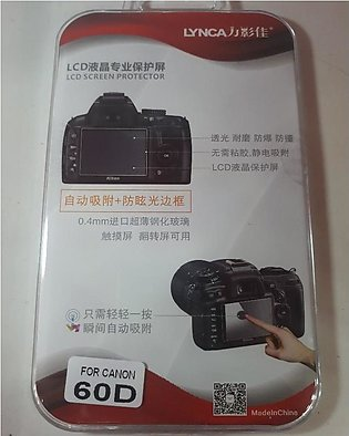 Canon 60d Lcd screen protector