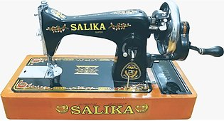 SALIKA Cast Iron Sewing Machines - Black