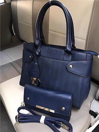 Ladies Hand Bags 2 Pieces
