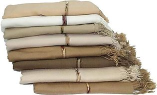 Pack of 8 Pure woolen shawls(chaddar) for men