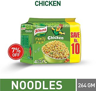 7% off on Knorr Chicken Multipack 264g