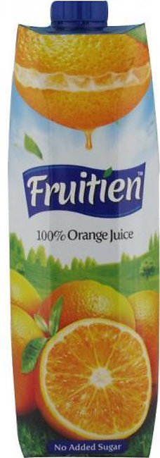 Fruitien Orange Juice - 1000 ml