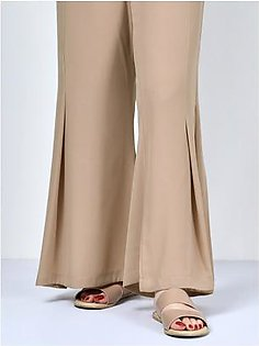 Limelight Stitched SKin Grip Bell Bottom Pants for women (P1805-LRG-SKN)